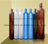 cilindros/los tanques/botellas del acetileno del oxígeno 40L