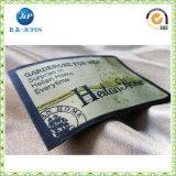 La ropa tejida etiqueta las etiquetas de la ropa para los cabritos (JP-CL137)