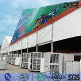 Acondicionador de aire central del aire acondicionado portable para la tienda de la exposición