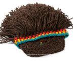 Chapéu novo do Beanie das perucas dos homens do projeto