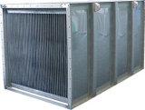 Cambiadores de calor del humo en placa soldada
