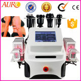 Laser Lipo Vacuum Cavitation RF Body Slimming Machine