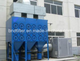Cartucho Dust Collector para Powder Coating