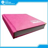 Impressão do caderno do Hardcover com carimbo da folha de prata (A-V1-14)