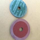 Discos da fibra do óxido de alumínio 0.8mm para o polonês do metal