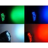 Сильный свет светового эффекта РАВЕНСТВА RGB 36X3w алюминия