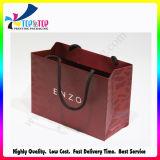 Sac de papier de qualité de cadeau de papier de sac à provisions