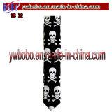 Do laço magro de seda da gravata do presente de feriado presente de feriado da festa de Natal o melhor (T8014)