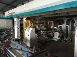 Máquina de estratificação seca automática de alta velocidade do papel de rolo do controle do PLC da segunda mão