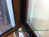도매가 알루미늄 내부 오프닝 단 하나 위원회 여닫이 창 Windows