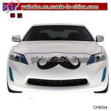 Decalque do carro do bigode da decoração da festa de Natal do produto do Natal, etiqueta (CH8104)