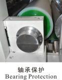 Verniciatura armadio e della mobilia dalla macchina UV del dispositivo a induzione del rullo, macchina di rivestimento del rullo
