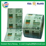Пленка Rewind/пленка завальцовки/упаковывая пленка для машины Автоматическ-Упаковки для шампуня