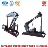 トラックの装置および手段のための油圧起重機シリーズ(KM-160C)製造業者