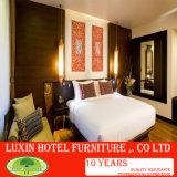 木のホテルの寝室の家具の寝室セット
