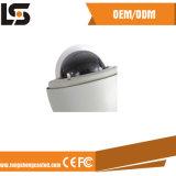 Alloggiamento di lega d'alluminio della macchina fotografica della cupola con il coperchio trasparente