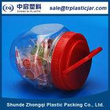 Animale domestico Plastic Jar per Green Bean Packaging