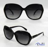 Gafas de sol plásticas de la manera del diseñador a estrenar para las mujeres/señora (DP1220YZ)