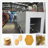 La fabbricazione di biscotti completamente automatica lavora la riga alla macchina con il nuovo disegno nel prezzo basso sulla vendita calda dal fornitore della Cina