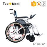Topmedi 최신 Fodlable 힘 전자 휠체어 TM Ew015n