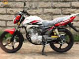 Bicicleta diferente do esporte da motocicleta da rua da cor