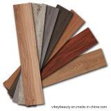 , Poly feuille de plancher de vinyle d'anti type européen de glissade
