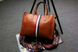 Tendências da moda em couro Kraft importadas Bolsas femininas Malas senhoras