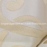 폴리에스테 가정 직물 본래부터 방연제 내화성이 있는 자카드 직물 잎 소파 또는 커튼 직물