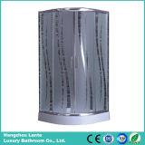 Cubículo de la ducha con el vidrio Tempered ácido (LTS-817)