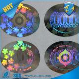 Collant bien fondé d'hologramme de laser/hologramme authentique 3D Stickers&Labels