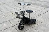 ثلاثة عجلة بالغ جيب مصغّرة درّاجة ثلاثية كهربائيّة