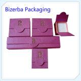 De kleurrijke Doos van de Verpakking van de Juwelen van het Karton van de Druk