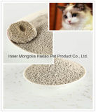 1-2mm White Nature Mineral Clumping Bentonite Cat Litter