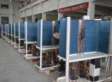 Nueva tecnología. 220V Inicio DHW 60deg. C 5kw 260L, 7kw, 9kw de alta eficiencia Cop5.32 Ahorre 80% de potencia del aire de la bomba de calor híbrido calentador de agua solar