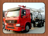 Water Tower Fire Trucks Jp16의 드는 Mechanism