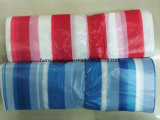 HDPE LDPE 빨강과 백색 분리된 t-셔츠 부대