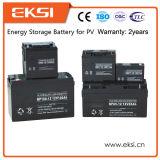 bateria acidificada ao chumbo do ciclo profundo de 12V 200ah com Ce & ISO