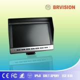 sistema do monitor do carro do quadrilátero 10.1inch com a mini câmera da abóbada para a barra-ônibus