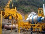 Qlby-30/30tph Mobile Asphalt Batching Plant