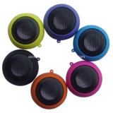 Mini Portable Speaker con Portable Mobile Phone Hamburger Speaker