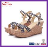 小売商のための女性ストラップの靴
