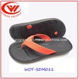 Тапочка отдыха людей обувает вскользь сандалии для человека