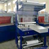 Semi-Auto Shrink Film Packaging Machine voor Mineraalwater Bottle (wd-250A)