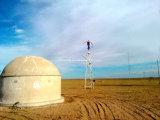 sistema verticale di fuori-Griglia del generatore di turbina del vento di asse 3kw