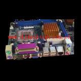 G33 материнская плата PC поддержки DDR3 набора микросхем LGA 775