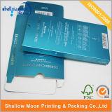Caisse d'emballage de papier cosmétique faite sur commande (QYZ009)