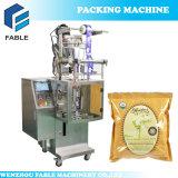 Machine à emballer automatique de poudre de poche