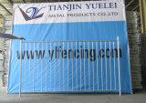 安全囲うことのための建物によって溶接された鋼線の網の一時塀のPanel/PVCによって塗られた溶接されたパネルはまたは販売のための家畜のパネルに電流を通した