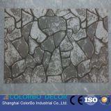 装飾の物質的なポリエステル線維の内壁の音響パネル