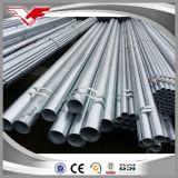 Гальванизированные трубы, оцинковывают Coated, Hot-DIP гальванизировать, HDG, леса, ERW, En10219, BS1387, ASTM A53m